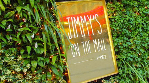 Jimmys on the mall